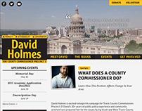 David Holmes Campaign