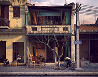 My old house in Hanoi
