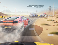 Need for Speed: PAYBACK (Fun art)