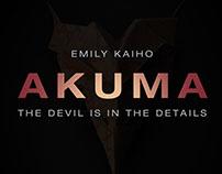AKUMA - Film Poster