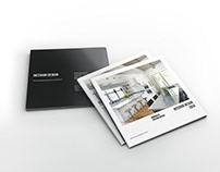 Interior Design Square Brochure