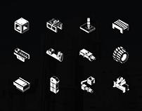 Icons • Equipmen   Иконки • Промоборудование