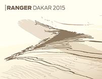 Look & Feel - DAKAR 2014/2015 - Ford Ranger