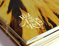 O Rei de Amarelo | Livro experimental
