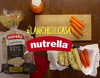 [stop motion] Nutrella #lanchedecasa I
