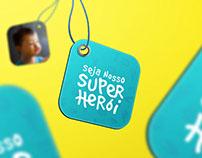 Seja Nosso Super Herói