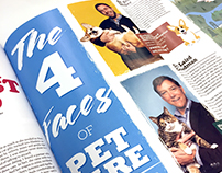 Portland Monthly - The 4 Faces of Pet Care in PDX