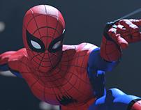 Spider-Man Fan Art (Original Suit)