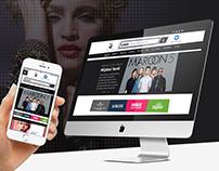 Universal Emikent Web site