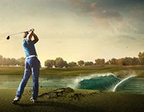 Golf - Creative Retouch