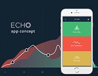 Echo - App Concept