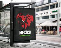 Pray for México.