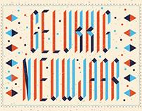 Gelukkig Nieuw Jaar / Happy New Year 2017