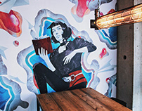 Murals for Boomerang Agency