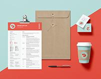 Branding & CV design