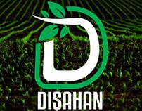 DIŞAHAN TARIM / DISAHAN AGRICULTURE Logo Design