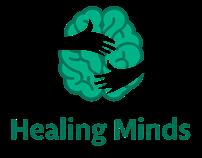 Healing Minds Branding