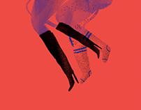Illustration for EFFE magazine