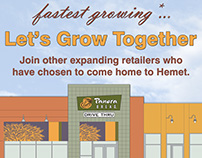 Brochure/Ad - Hemet Redevelopment Agency