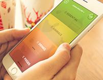 Drops App Design