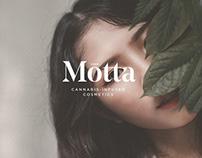 Motta - Cannabis Cosmetics