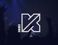 IKKI - logo design