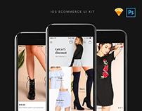 Helen – Free iOS Ecommerce UI Kit