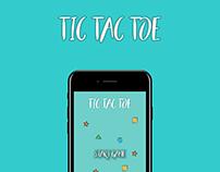 Redesigning TIC TAC TOE