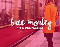 Bree Morley Branding