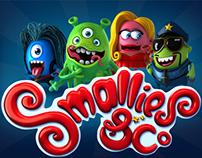 "Slot machine - ""Smallies & co"""
