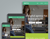 Agency – Responsive Mailchimp Template