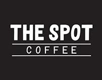 The Spot Coffee Branding