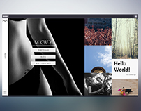 MKWY WP Theme rebrand