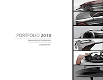Transportation Design Portfolio 2018