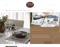 Projeto Web - Mesa Gourmet