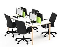 Segment- A Versatile Working Environment