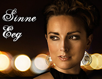Visual promotion · Jazz singer Sinne Eeg