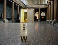 WOMAN Solo Exhibition at  Vienna fine arts Academy-AULA