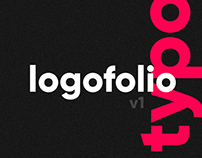 Typographic Logofolio v1