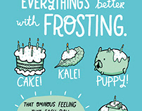Everything's Better with Frosting