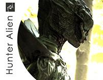 PSW - Hunter Alien Creature