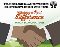 Teachers & Salaried Workers Credit Union calendar