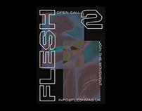 Poster for Flesh Magazine