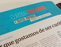 Gazeta do povo - Curitiba 325 anos