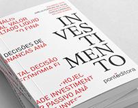 Decisões de Investimento - Book Cover
