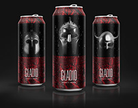 GLADIO - energy drink