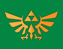 The Legend of Zelda Posters