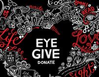 Eye Give