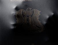 Passport Syria