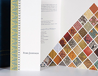 Ferd Johnson Painting & Decorating Brochure